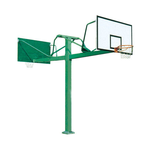 RY-1013-海燕式固定双位篮球架
