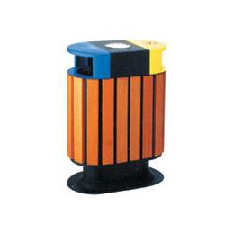 三色垃圾桶  果皮箱